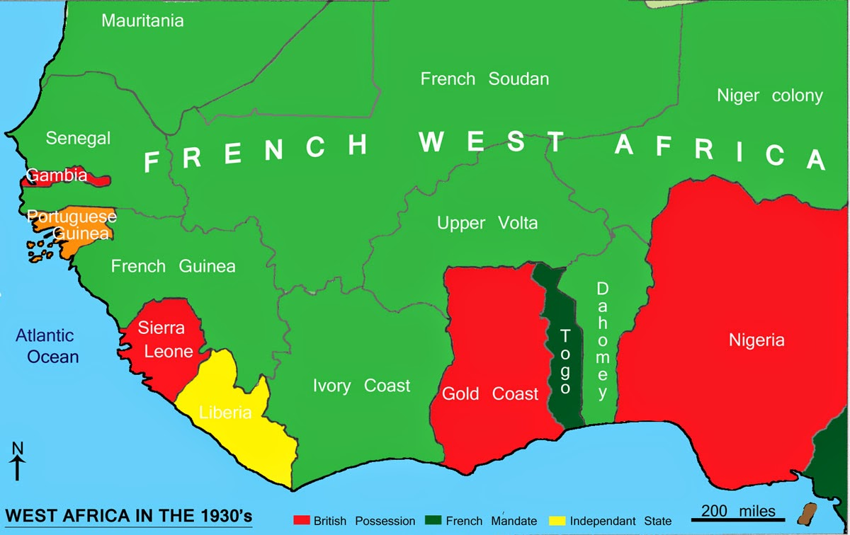 French Speaking West Africa Countries You Should Know West